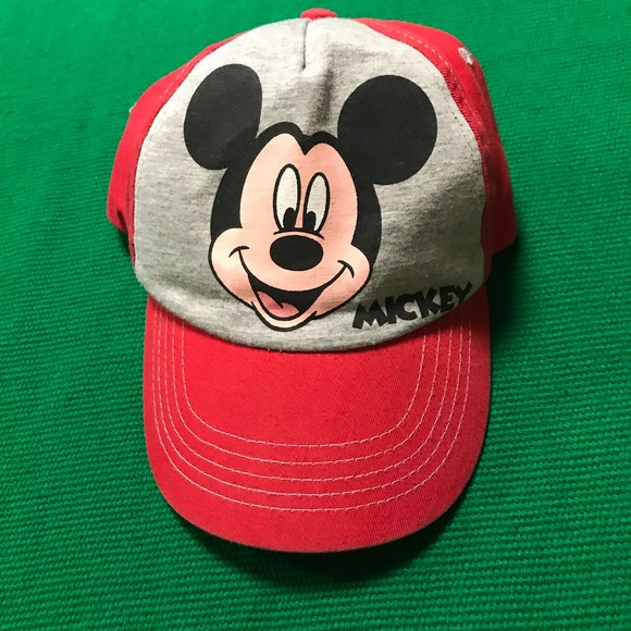 Disney Other - Disney Mickey Mouse kids hat